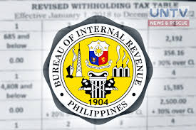 bir releases revised withholding tax
