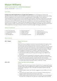 Logistics CV Examples And Template Interesting Logistics Resume
