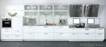 Small Picture Modern White Kitchen Cabinets colorviewfinderco