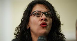Image result for tlaib crying