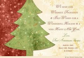 Buisness Greeting Cards Christmas Business Cards Business Holiday Greeting Card Christmas