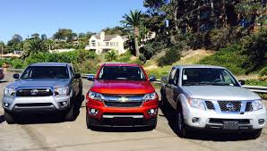 Can Chevy Colorado Catch the Tacoma? February 2015 [Sales Report ...