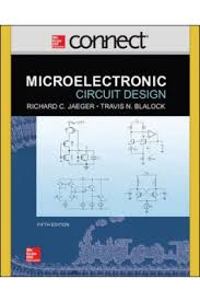 Microelectronic Circuits Connect 1 Semester Online Access For Microelectronic Circuit Design