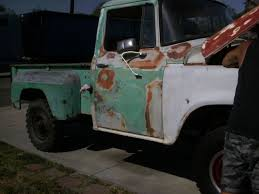 2 1957 4x4 International pickup TRUCKS SHORT BEDS for sale: photos ...
