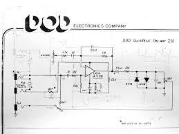 dod 308 yngwie j malmsteen dod 250 overdrive preamp al igual que en este esquema original tampoco he usado el condensador de 1nf entre la entrada y masa que propone mbc más arriba