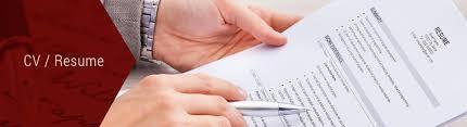 CV RESUME Writing u