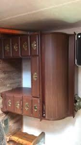 kansas oak hidden home office. Antique Oak Roll Top Desk Kansas Hidden Home Office