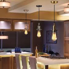 elfeland vintage pendant lights ceiling light holder chic ornaments industrial lamp retro loft edison