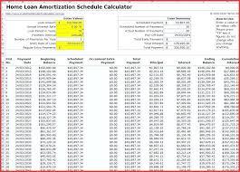 38 Specific Amortization Chart Excel India