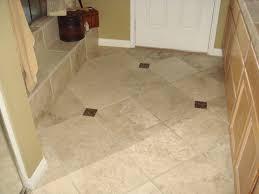 Tile Floor Kitchen Replacing Vinyl Flooring With Tile
