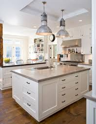 Traditional Style Concrete Countertop And Kitchen Design. Get Real Surfaces  New York, NY