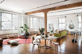cozy furniture brooklyn. Fine Furniture Openplan Is The Name Of Game All Photos By Claire EsparrosHomepolish With Cozy Furniture Brooklyn D
