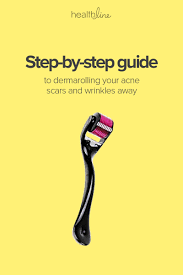 A Scientific Diy Guide To Dermarolling Away Scars And Marks