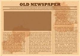 Newspaper App Template Old Templates Paper Theme Template Free Photo Layout For Word