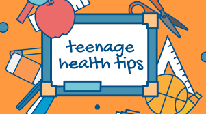 Image result for images of health tips for teens
