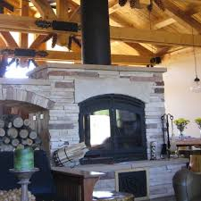 two sided fireplace indoor outdoor beautiful hearthroom 44 wood 2 sided fireplace