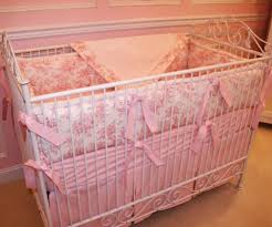 baby princess crib bedding