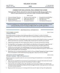 9 10 Skills For Public Relations Resume Nhprimarysource Com