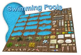 E 3d Swimming Pool Design Software Super  Landscaping Plan