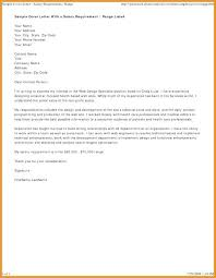 sample cover letter salary requirements example cover letter with salary requirements unique salary history