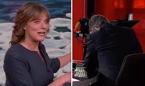 See what louise lear (lear0072) has discovered on pinterest, the world's biggest collection of ideas. Bbc News Simon Mccoy Left With His Head In His Hands During Segment Uk News Express Co Uk
