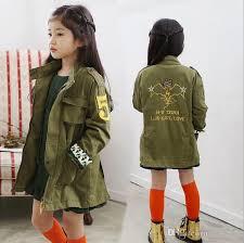 trench coat for boys girls jacket children clothing kids springautumn child medium long 2017 baby outerwear trench coat for boys