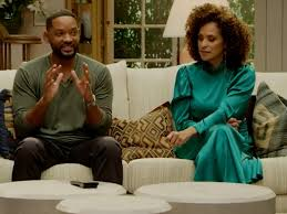Fresh Prince of Bel-Air reunion trailer ...