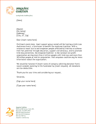 donation letter for non profit sample letter requesting donations for nonprofit inspiration example