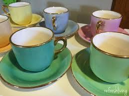 Decorating With Teacups And Saucers DIY Teacup Candles Hometalk 35