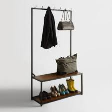 entry way furniture. black metal and wood entryway bench entry way furniture d