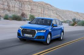 2016 Audi Q7 First Look - Motor Trend