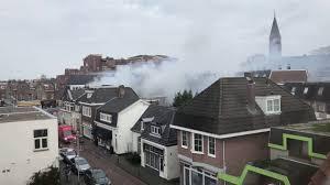 Grote Brand Bussum Kapelstraat