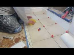 how to use atr tile leveling system