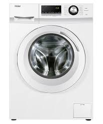 haier 8kg front loader washing machine. front load washer haier 8kg loader washing machine