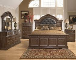 first class ashley bedroom furniture set