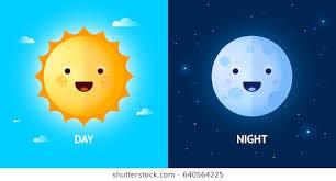 image of sun & moon के लिए इमेज परिणाम