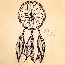 Dream Catchers Sketches Almost done drawing sketch dreamcatcher painting indian 4