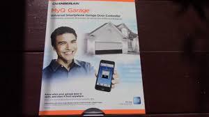 chamberlain universal garage door remoteChamberlain MyQ Garage Smartphone Garage Door Controller
