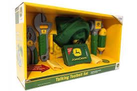 1. John Deere Deluxe Talking Tool-belt 20 Best Gifts For 2 Year Olds
