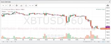 Bitcoin Market Report Xbt Drops On South Korean Regulatory