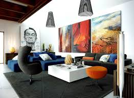 Large Paintings For Living Room Contemporary Large Artwork Inspirations To Decorate The Boring