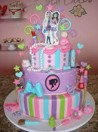 Barbie Cake Cakes Kids Cakes