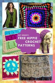 Free Hippie Crochet Patterns Interesting Design Ideas