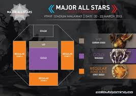 get your wallets ready major all stars dota 2 tournament pre sale