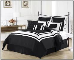 Bedroom:Grey Bedspread Queen Black Bedspread Queen Black Full Size Comforter  Gray Bed Comforter Grey