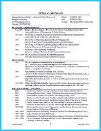 Business Administration Resume Samples cool The Most Excellent Business Management Resume Ever Check 25