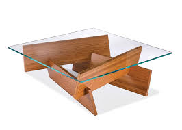 furniture exciting wood glass coffee table ideas brown square