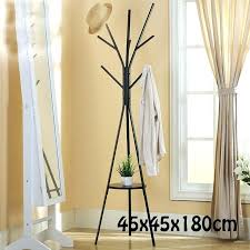 Swedese Tree Coat Rack Tree Coat Stand Ski Hall Tree Standing Ski Coat Rack Tree Wall Coat 93
