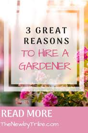 a sadly neglected garden where the most action is where the children bounce their foot take a look at the 3 great reasons for hiring a gardener