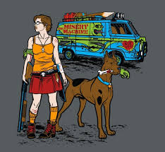 Image result for post apocalypse mystery machine